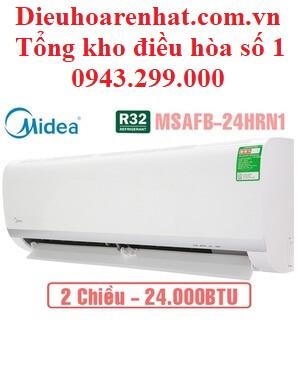 Điều hòa Midea 24000BTU 2 chiều MSAFB-24HRN1