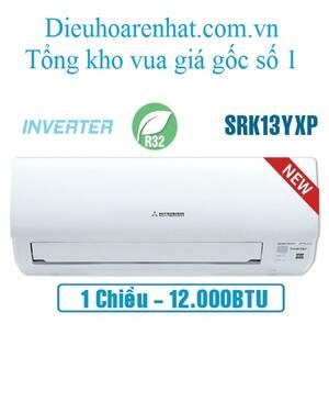 Điều hòa Mitsubishi Heavy 12000BTU 1 chiều inverter SRK13YXP-W5