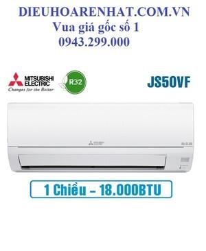 Điều hòa Mitsubishi electric 18000BTU 1 chiều MS-JS50VF
