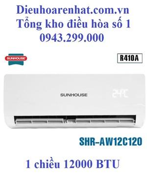 Điều hòa Sunhouse 12000 BTU 1 chiều SHR-AW12C120