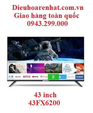 Tivi Casper 43 inch Linux OS Full HD 43FX6200