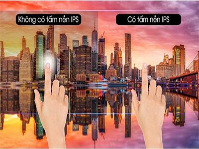 Tivi Casper 50 inch 50UG6100 có tấm nền IPS