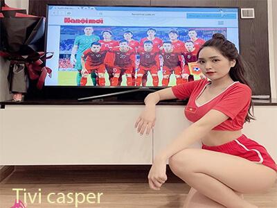 Tivi casper chất lượng hinh ảnh nét