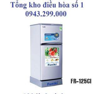 Tủ lạnh Funiki 120l 2 cánh FR-125CI