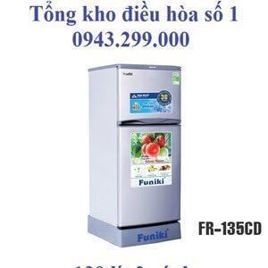 Tủ lạnh Funiki 130l 2 cánh FR-135CD