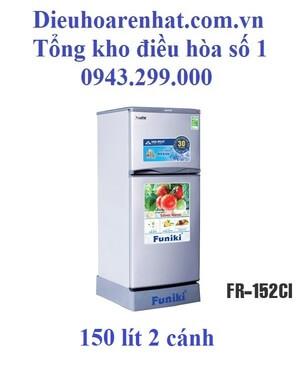 Tủ lạnh Funiki 150l 2 cánh FR-152CI