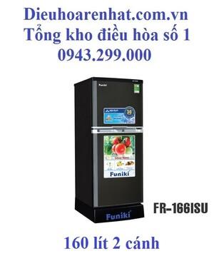 Tủ lạnh Funiki 160l 2 cánh FR-166ISU