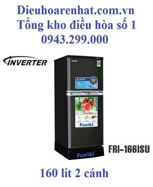 Tủ lạnh Funiki Inverter 160l FRI-166ISU