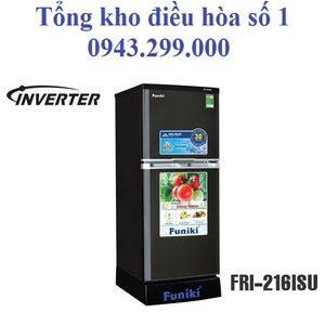 Tủ lạnh Funiki Inverter 210l FRI-216ISU