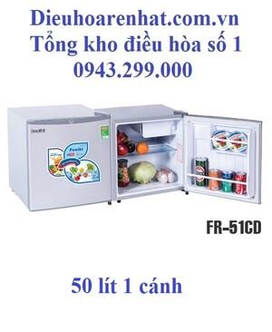 Tủ lạnh mini Funiki 50l 1 cánh FR-51CD