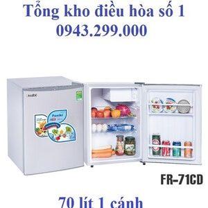 Tủ lạnh mini Funiki 70l 1 cánh FR-71CD