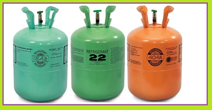 khí gas máy lạnh có độc không