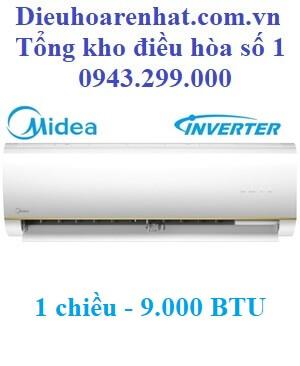 Điều hòa 1 chiều Midea MSMAII-10CRDN1 9.000 BTU Inverter