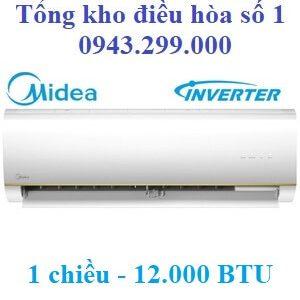 Điều hòa 1 chiều Midea MSMAII-13CRDN1 12.000 BTU Inverter