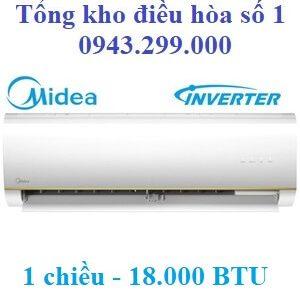 Điều hòa 1 chiều Midea MSMAII-18CRDN1 18.000 BTU Inverter