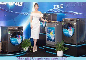 Máy giặt Casper của nước nào