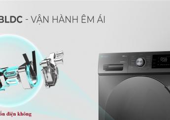 Máy giặt casper có tốn điện không