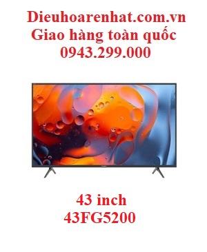 Tivi casper 43 inch giá bao nhiêu