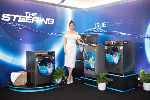về động cơ máy giặt Casper