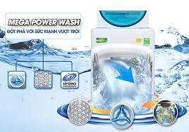 chế độ giặt máy giặt panasonic