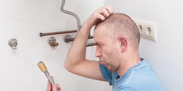 Khắc phục bình nóng lạnh không vào điện