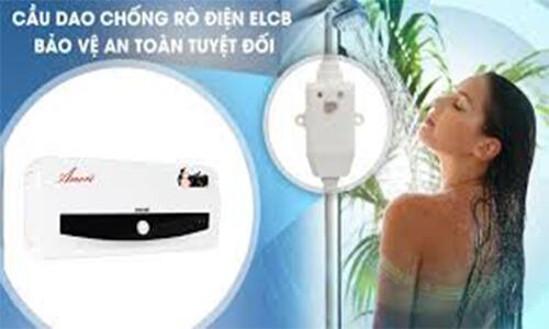 Máy tắm nóng lạnh rossi tiết kiệm điện