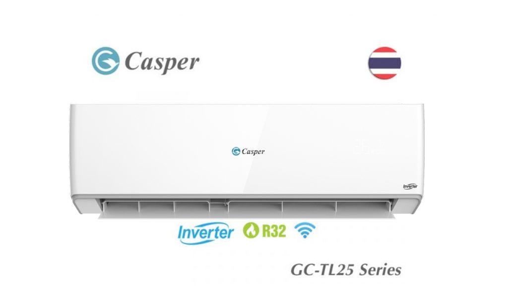 Điều hòa casper 9000btu 1 chiều Inverter GC-09TL25
