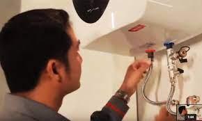 Kiểm tra bình nước nóng lạnh