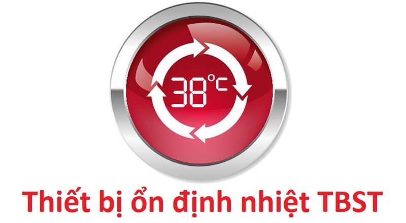 Bộ ổn nhiệt ở bình nước nóng Ariston