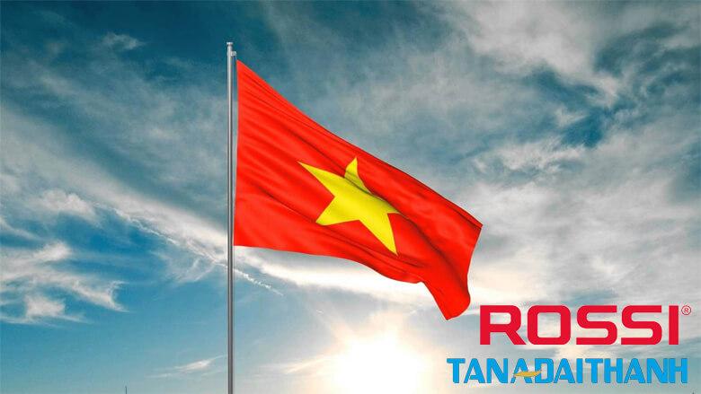 Thương hiệu Rossi Tân Á Đại Thành
