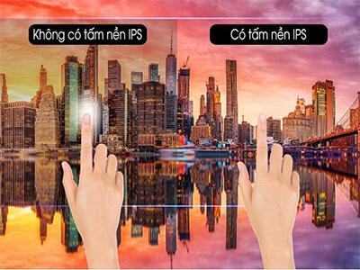 Tivi Casper 58 inch 58UX5200 trang bị tấm nền IPS