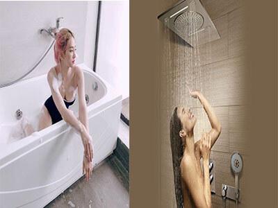an toàn khi sử dụng máy tắm nóng lạnh casper