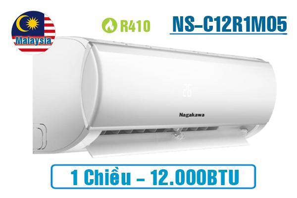 Điều hòa nagakawa 12000btu 1 chiều NS-C12R1M05