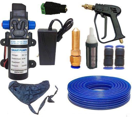 Những dụng cụ cần thiết để vệ sinh điều hòa cây