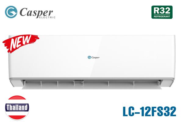 Điều hòa casper 12000btu 1 chiều LC-12FS32