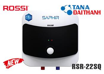 Bình nóng lạnh Rossi Saphir 22l RSR22SQ
