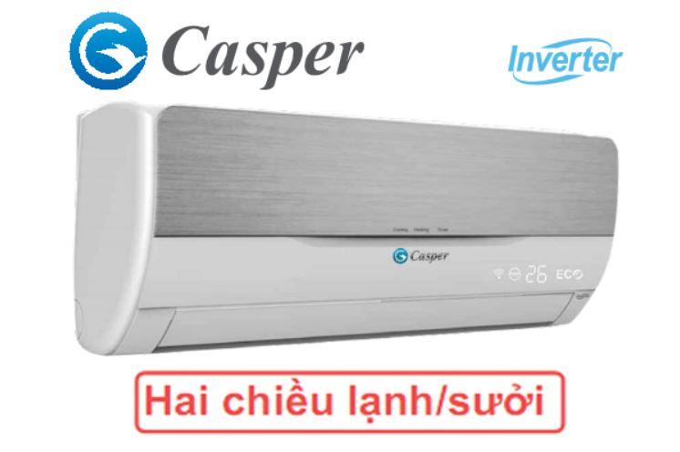 Điều hòa Casper Inverter 2 chiều chiều lạnh/ sưởi