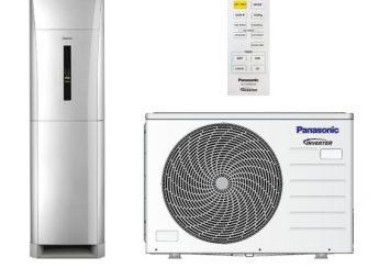 Hướng dẫn sử dụng điều hòa Panasonic tủ đứng