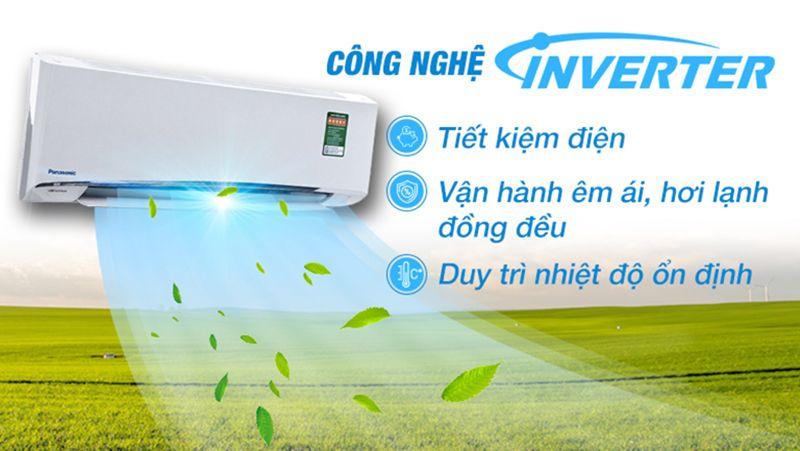 Máy lạnh Panasonic tiết kiệm điện